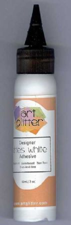 Art Glitter White Drying Glue